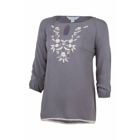 Noble Outfitters Jolene Peasant Top - Ladies