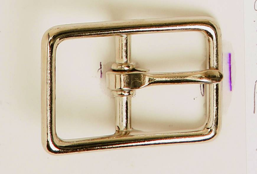 Colorado Saddlery Brass Keeper Buckle