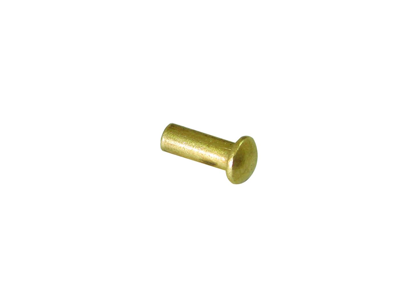 Colorado Saddlery Brass Rowel Pin