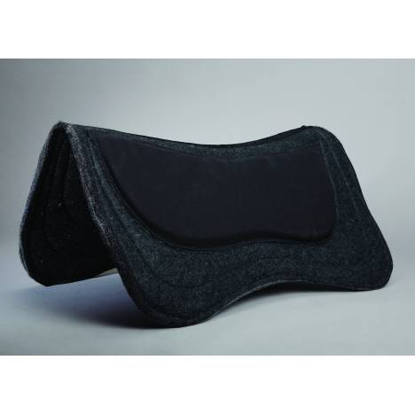 Colorado Saddlery Contour Saddle Pad with Bar Pads