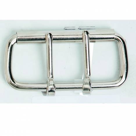 Colorado Saddlery Double Tongue Stirrup Buckle
