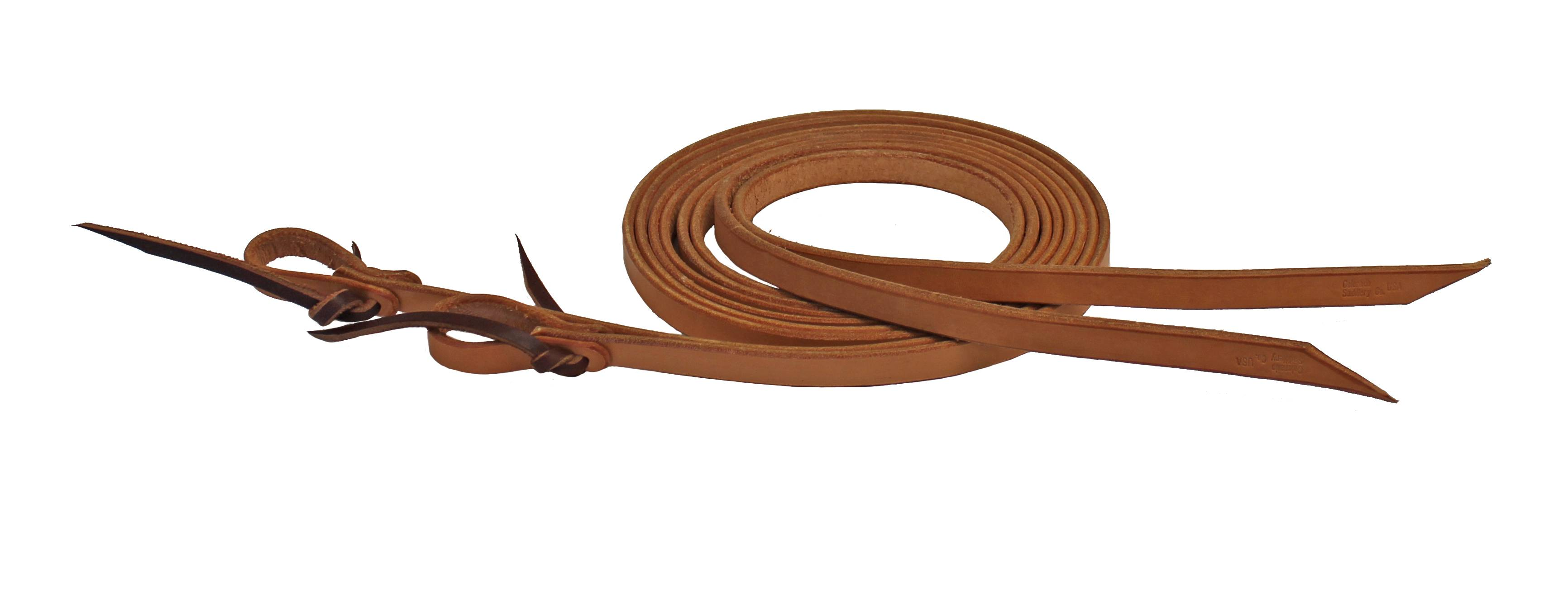 Colorado Saddlery English Bridle Leather Reins