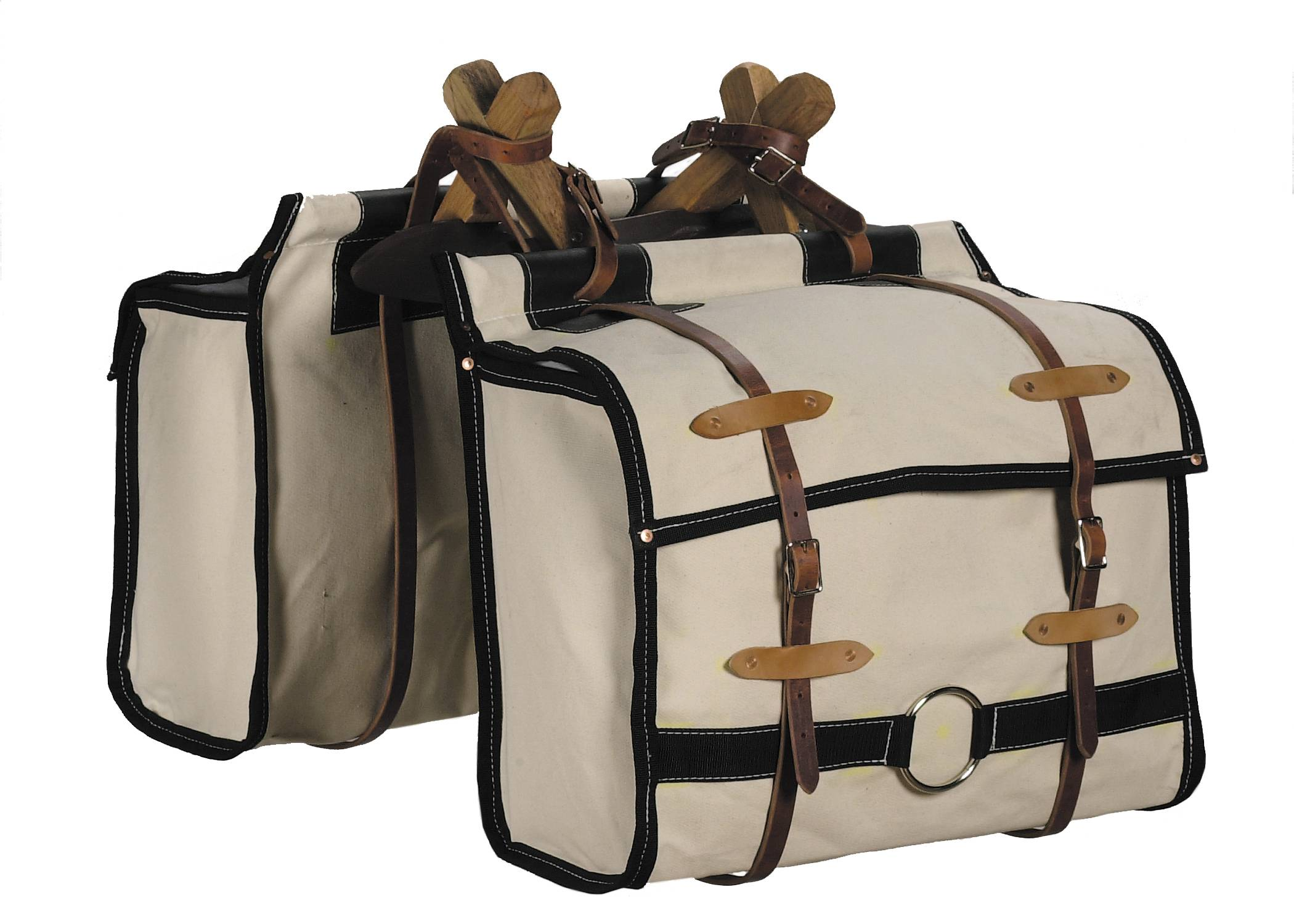 Colorado Saddlery Forest Service Panniers