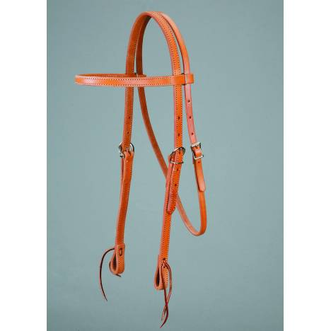Colorado Saddlery Harness Browband Headstall