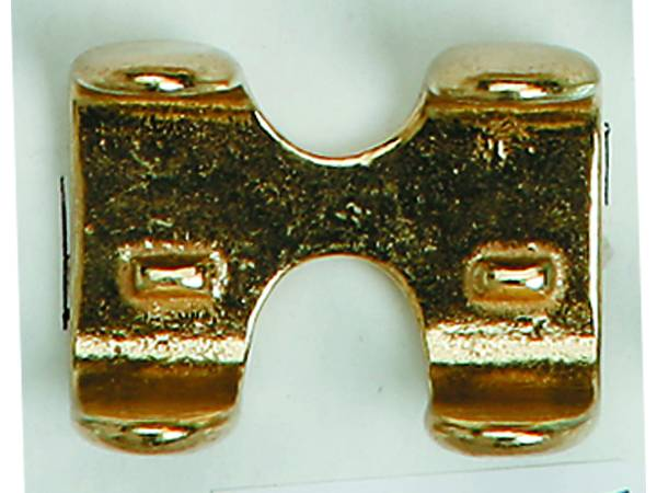 Colorado Saddlery Heavy Brass Rope Clamp