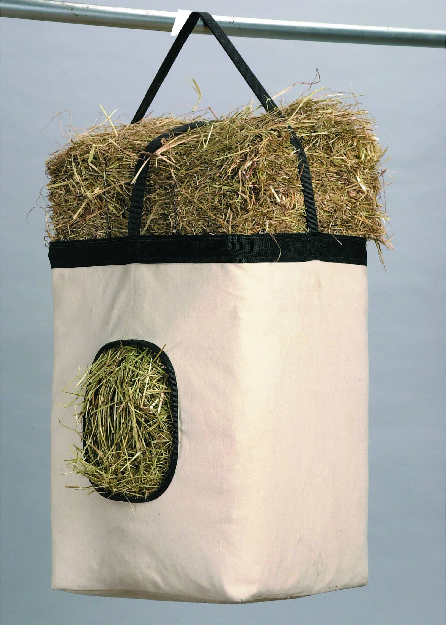 Colorado Saddlery Heavy Canvas Hay Bag