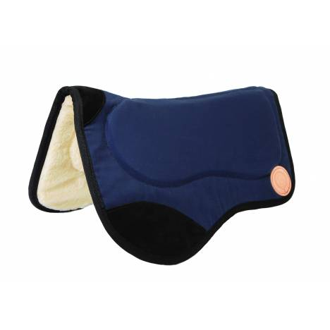 Colorado Saddlery High Country Contour Solid Trail Saddle Pad