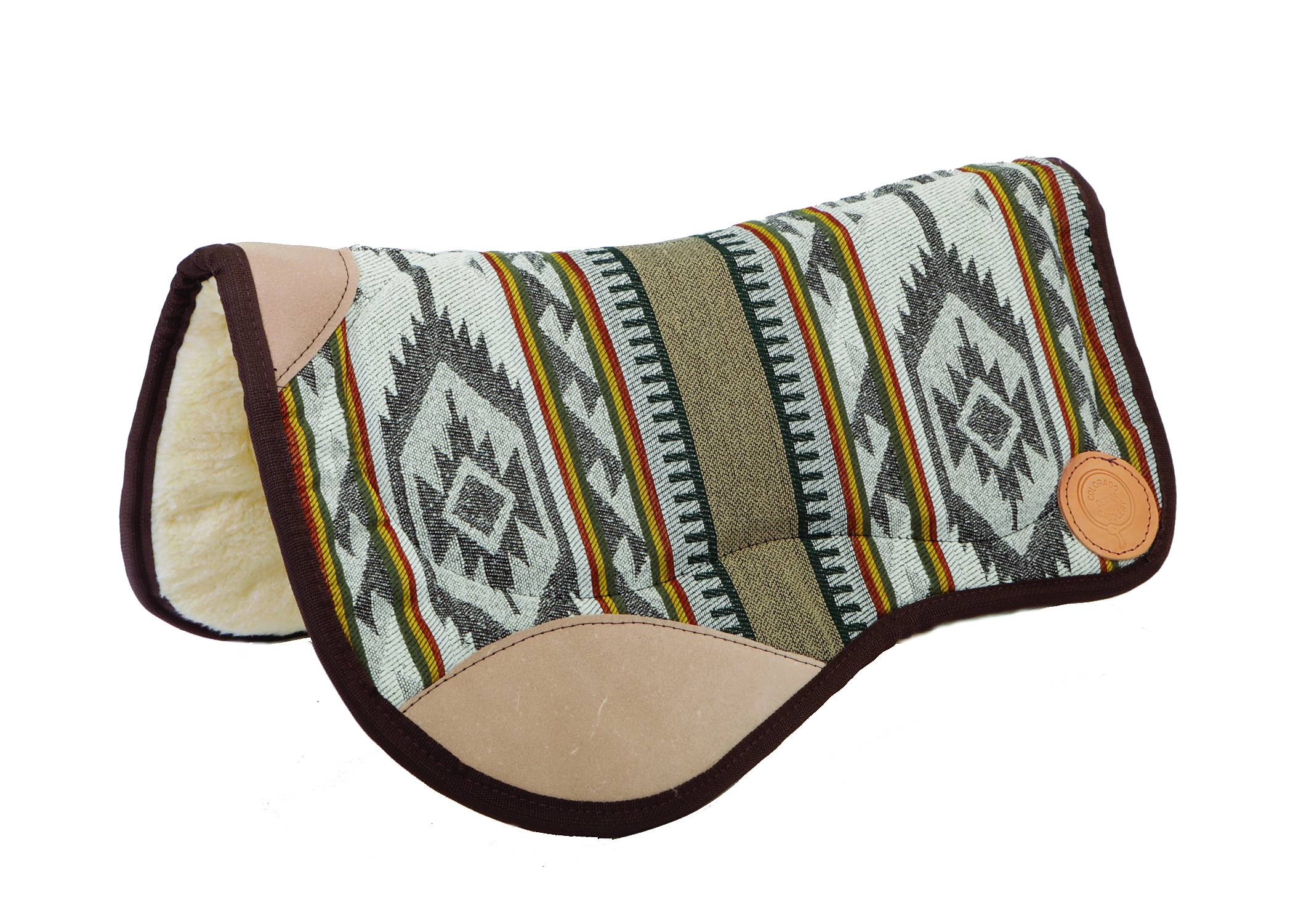 Colorado Saddlery High Desert Trail Pad