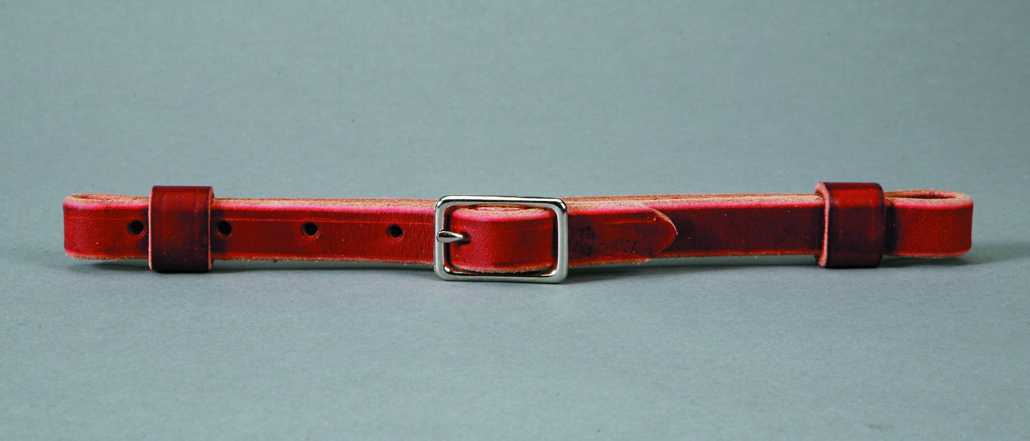 Colorado Saddlery Latigo Leather Curb Strap