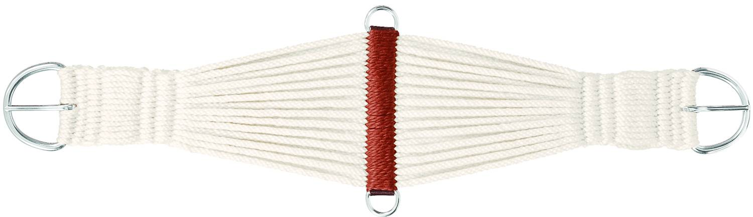 Colorado Saddlery Mohair Blend 29 Strand Nickel Plated Cinch