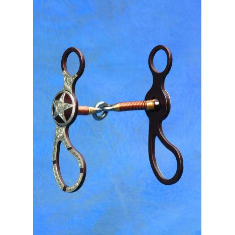 Colorado Saddlery Old 106 Lifesaver Snaffle Bit