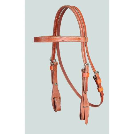 Colorado Saddlery Quick Change Browand Headstall
