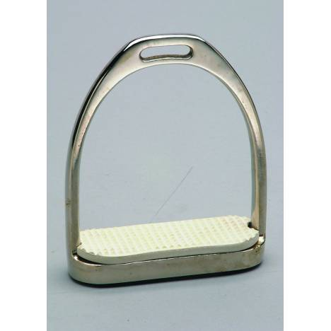 Colorado Saddlery Stainless Steel English Stirrups