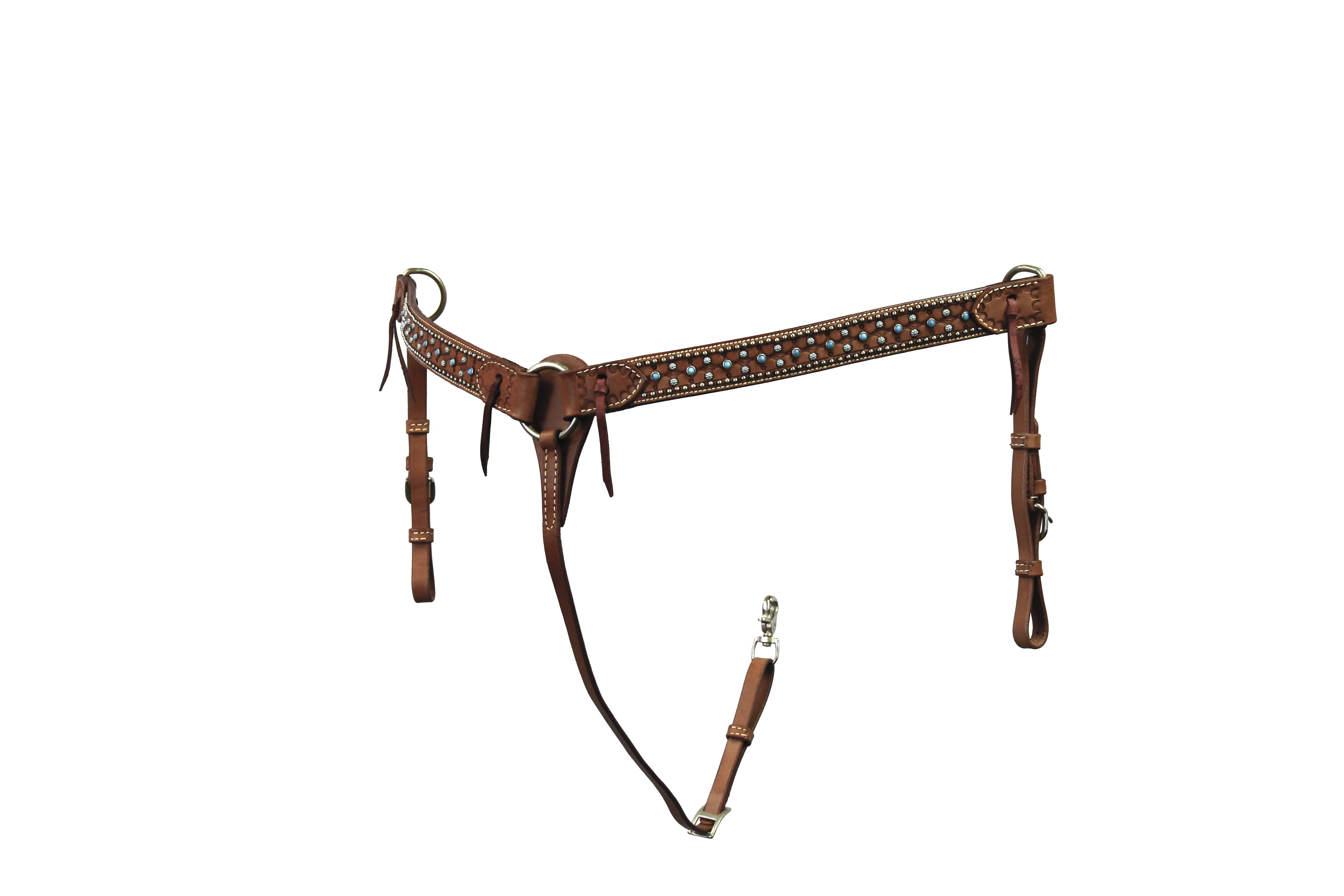Colorado Saddlery The Mescalero Breast Collar