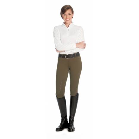 Ovation Aerowick Kneepatch Tights - Ladies