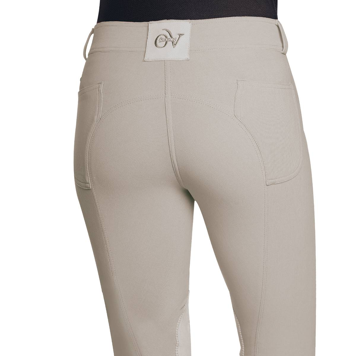 Ovation Endura CLN Kneepatch Tights - Ladies