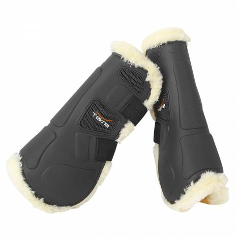 Tekna Synthetic Sheepskin Lined Front Tendon Boots