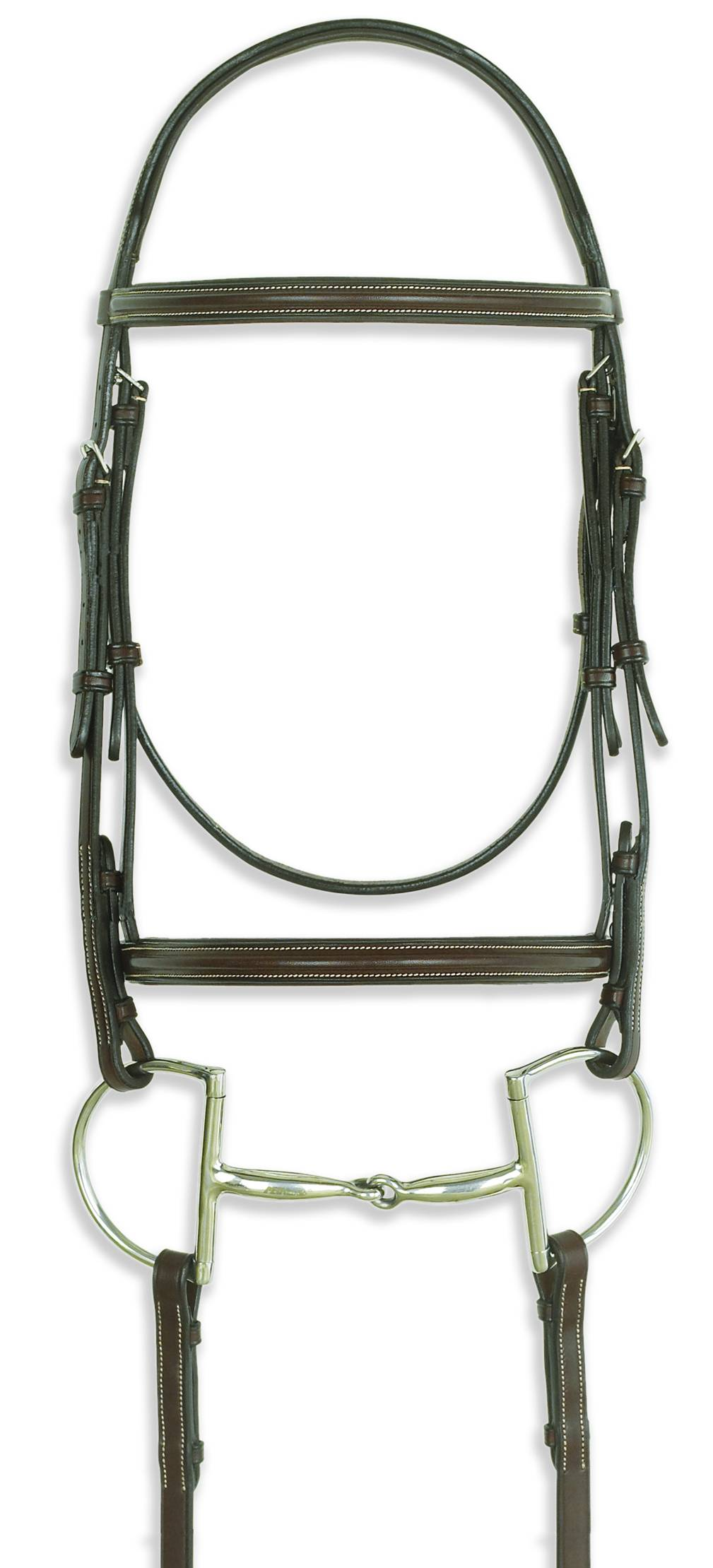 Ovation Classic CC Plain Raised Bridle