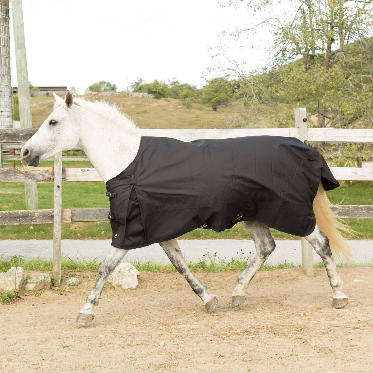 Horze Dakota Turnout Rain Sheet- Lightweight