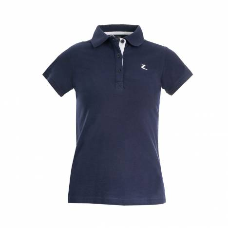 Horze Trina Polo Shirt- Girls