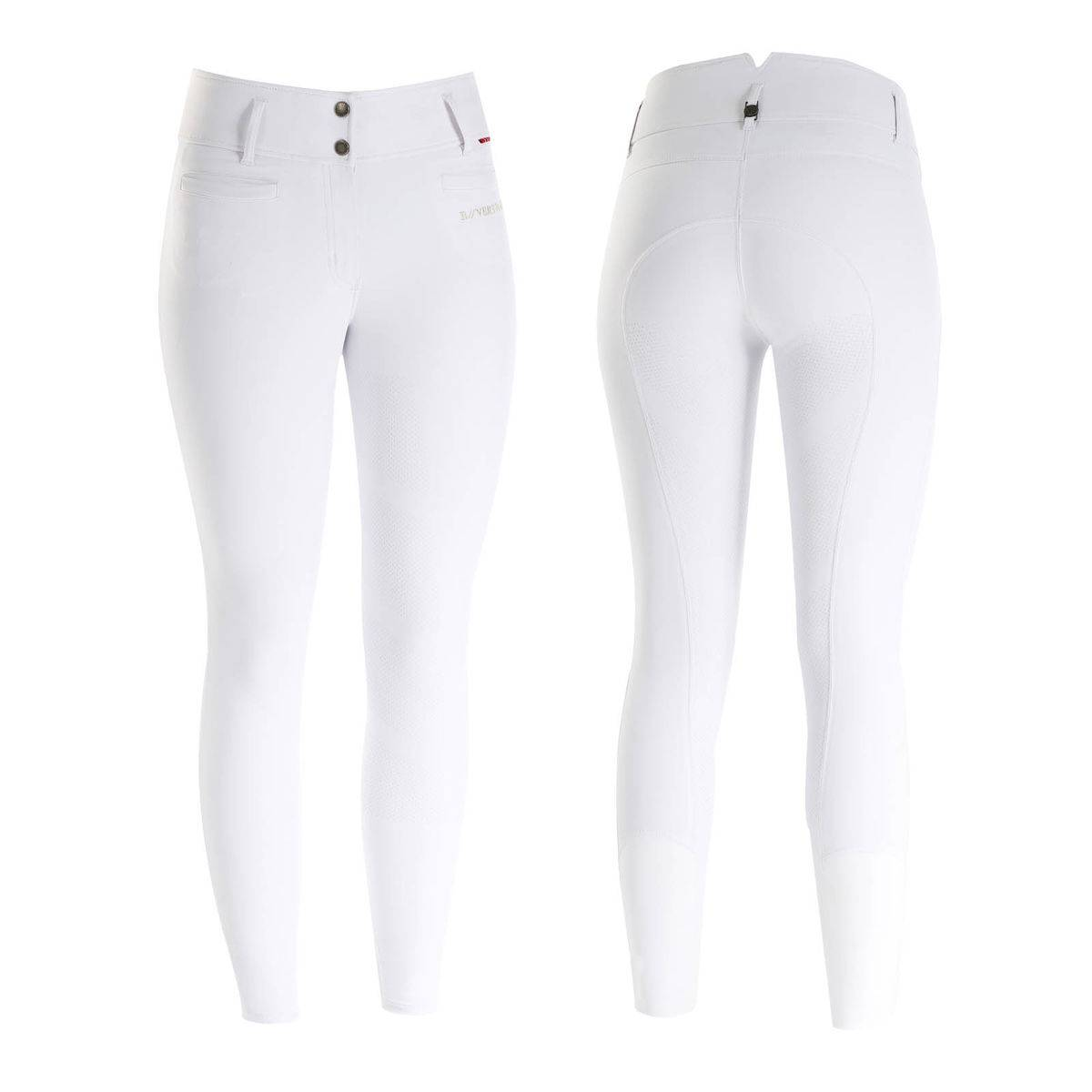 B Vertigo Tiffany Silicone Full Seat Breeches - Ladies