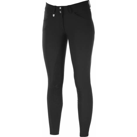 Horze Grand Prix Leather Full Seat Breeches - Ladies