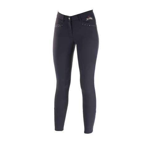 B Vertigo Olivia Silicone Full Seat Breeches - Ladies