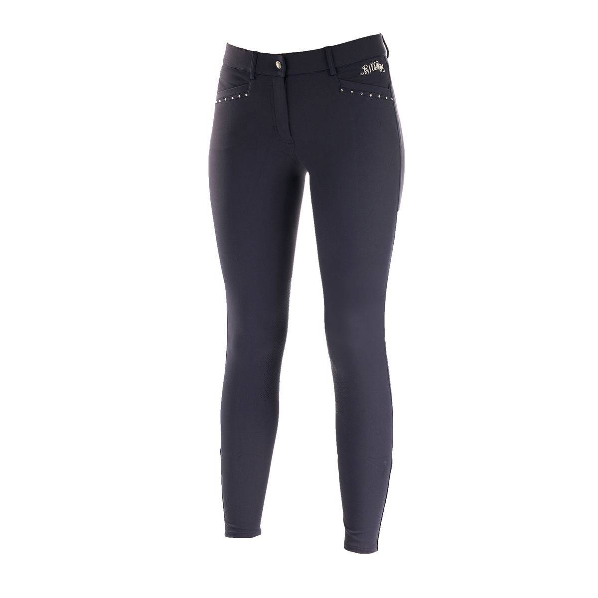 B Vertigo Olivia Silicone Knee Patch Breeches - Ladies
