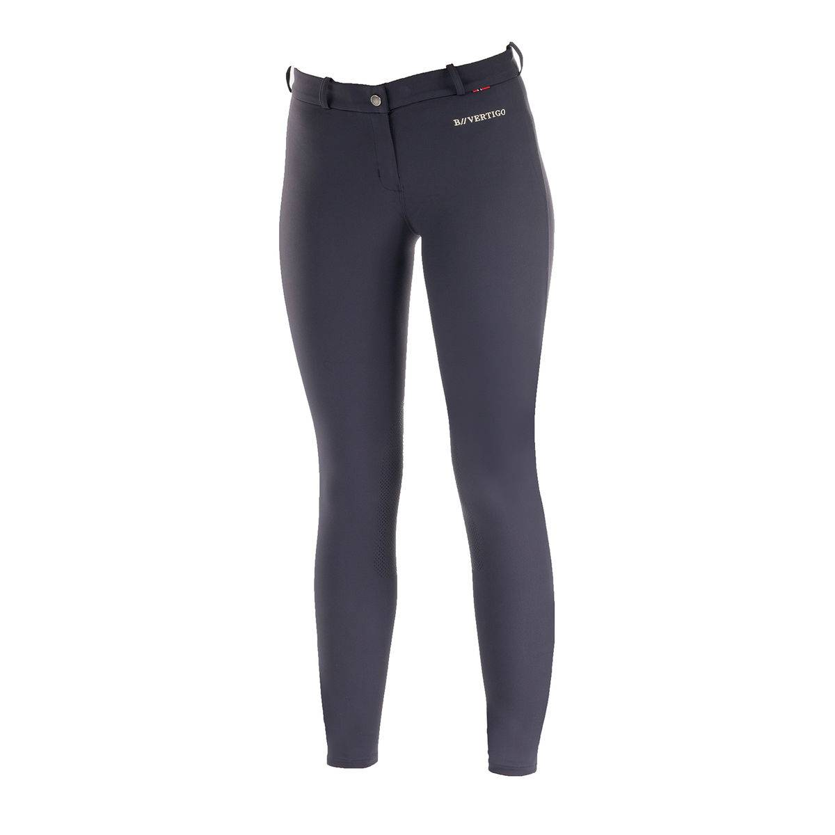 B Vertigo Lauren Silicone Knee Patch Breeches - Ladies