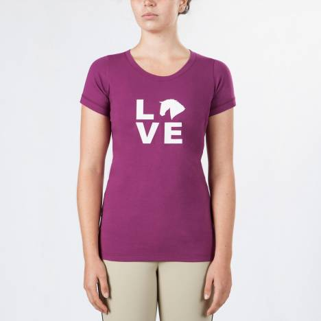 Irideon Love Tee - Ladies