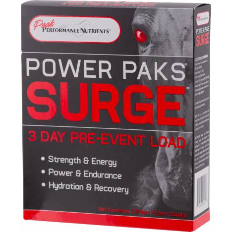 Peak Performance Power Paks Surge