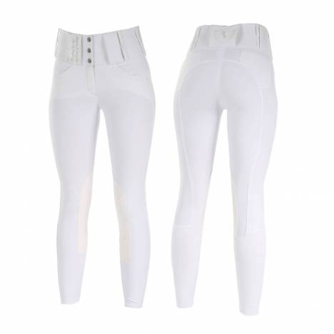 Horze Desiree Knee Patch Breeches - Ladies