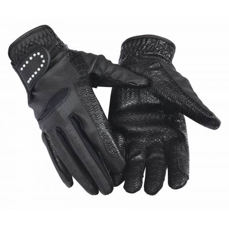 Equine Couture Crystal Gloves- Ladies