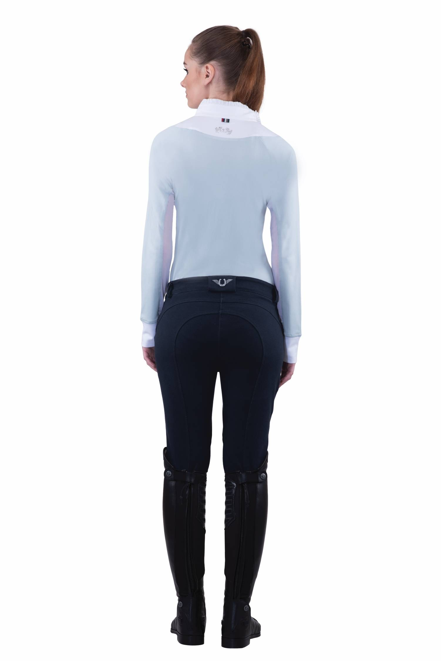 Tuffrider Active Breeches- Ladies, Knee Patch