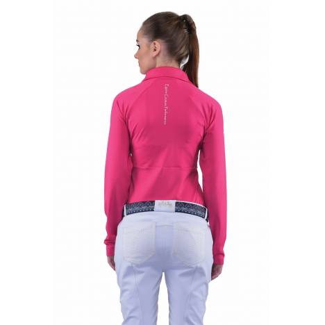 Equine Couture Oslo Breeches- Ladies, Knee Patch
