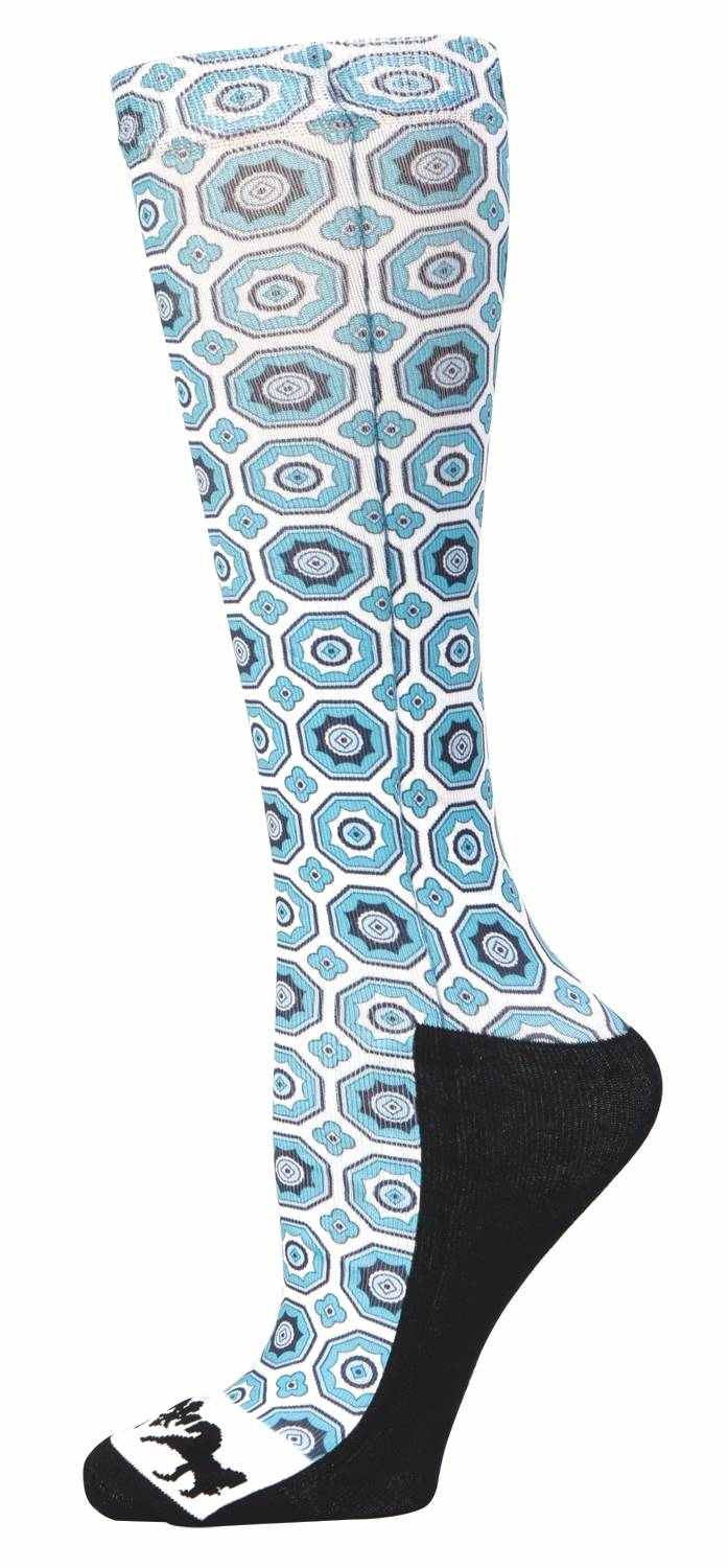 Equine Couture Kelsey Padded Boot Socks- Ladies