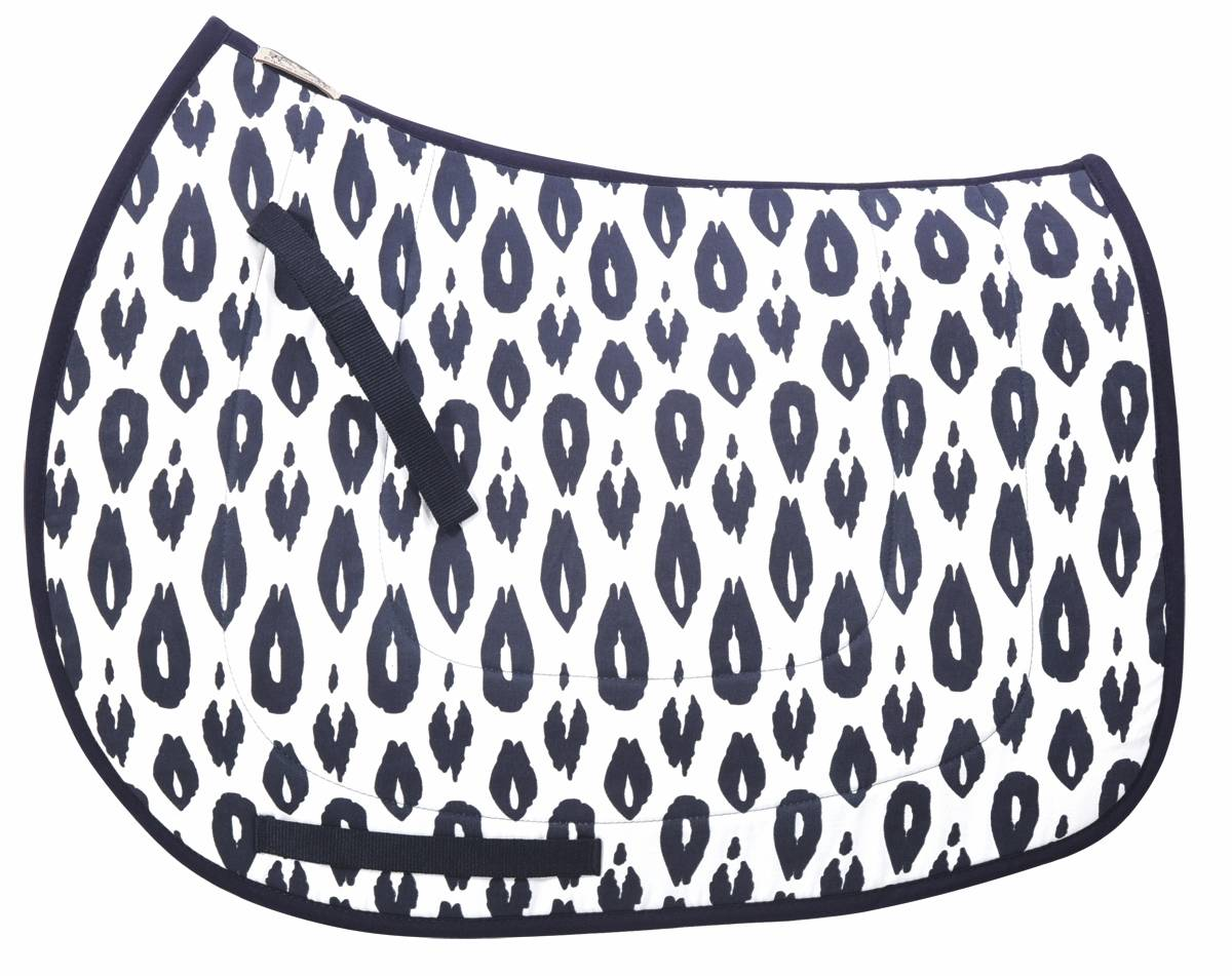 Equine Couture Cleo Cool-Ride Saddle Pad- All Purpose