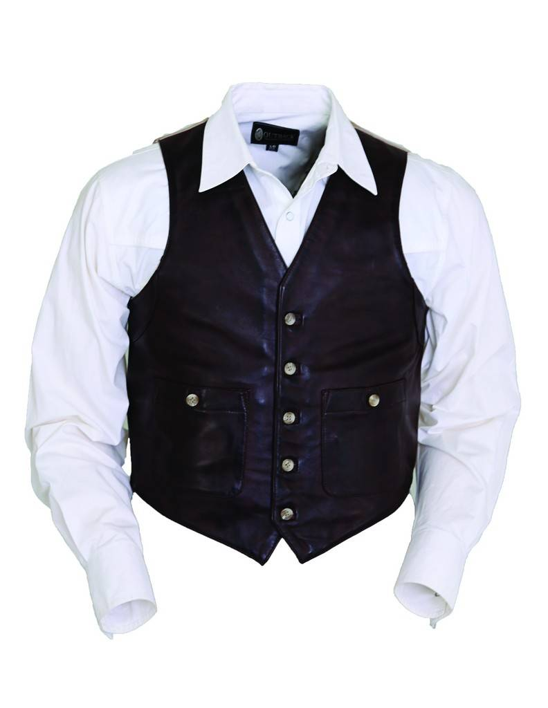 Outback Trading Outlaw Vest - Mens