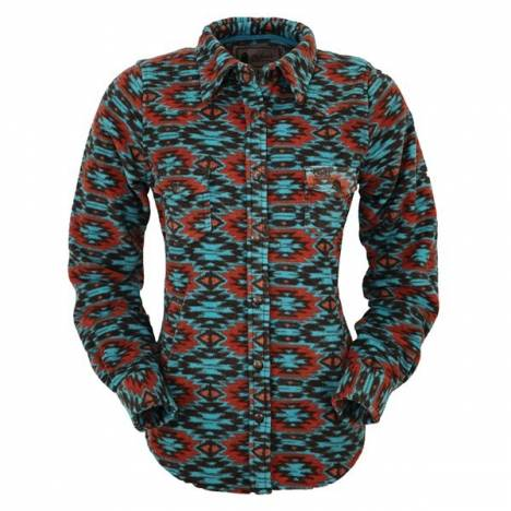 Outback Trading Native Big Shirt - Ladies