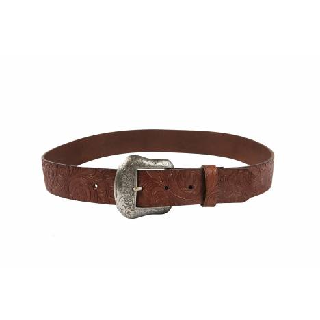 Noble Outfitters Floral Embossed Belt-Ladies