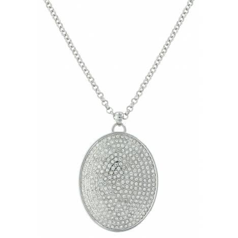 Montana Silversmiths Attitude Jewelry Beyond Shine Pave Necklace