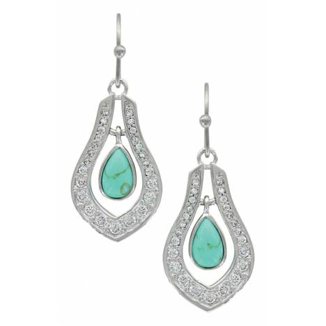 Montana Silversmiths School Of Nature Earrings