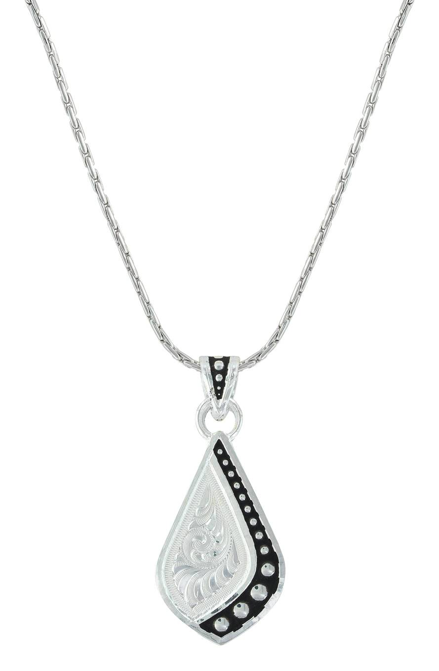 Montana Silversmiths The Path I Take Necklace