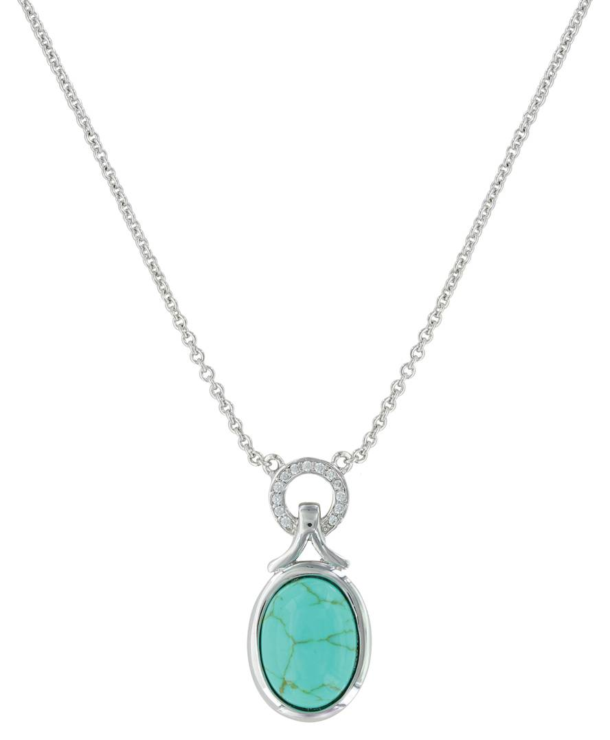Montana Silversmiths On Top Of The World Necklace