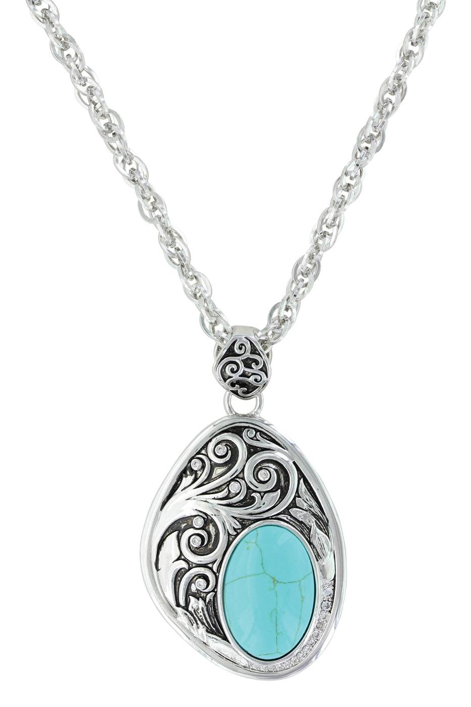 Montana Silversmiths Earth Winds Necklace