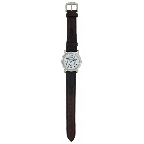 Montana Silversmiths Montana Smooth Leather Watch