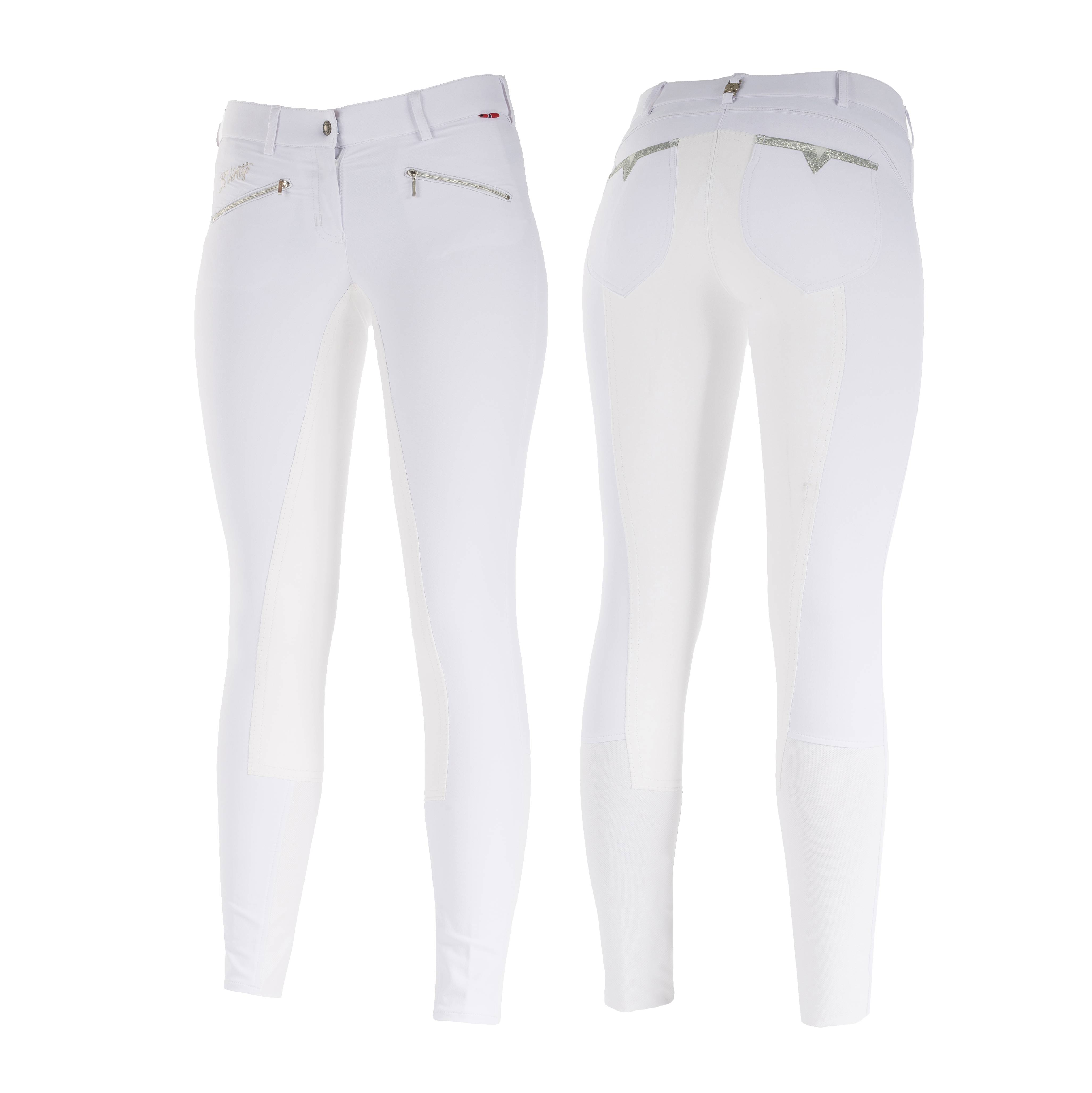 B Vertigo Claire Medium Waist Full Seat Breeches-Ladies