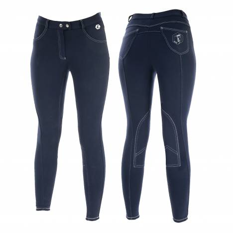 Horze Jennie Knee Patch Breeches- Ladies