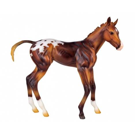 Breyer Traditional Espresso - Springtime Filly, 10'' Big Foal, 1:6 Scale