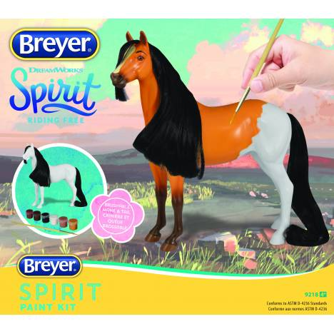 Breyer Spirit Paint and Play